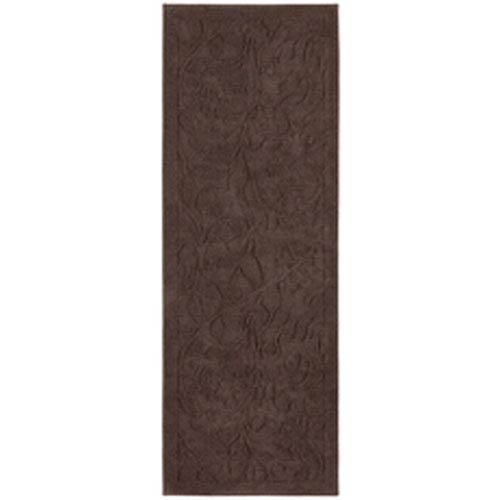 Casual Chocolate Rectangular: 2 Ft. 2 In. x 6 Ft.