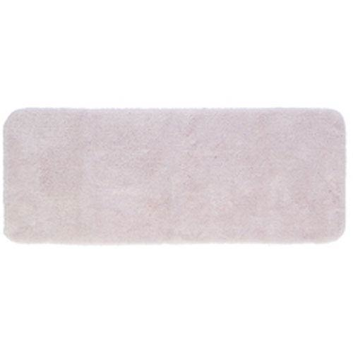 Casual Solid Orchid Ice Rectangular: 2 Ft. x 5 Ft. Bath Mat