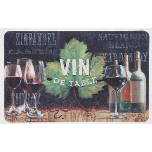 Vin De Table Rectangular: 1 Ft. 6-Inch x 2 Ft. 6-Inch Rug