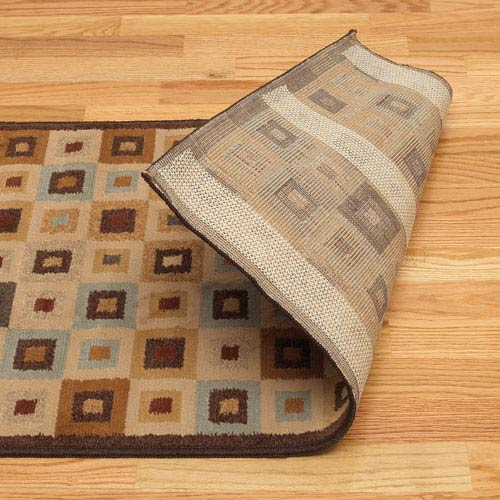 Mohawk Home Accent Ter Non Skid Tape Rug Only