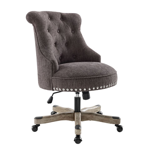 Bebesh Gray Office Chair