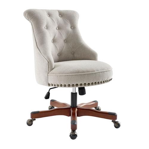 Sinclair Natural Office Chair