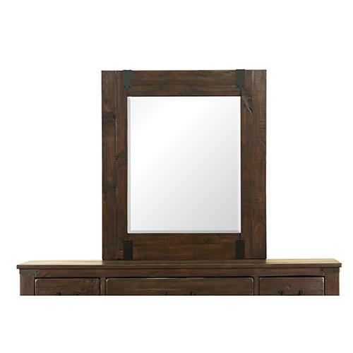 Pine Hill Portrait Mirror