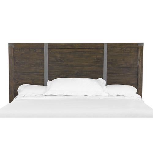 Pine Hill King Panel Bed Headboard