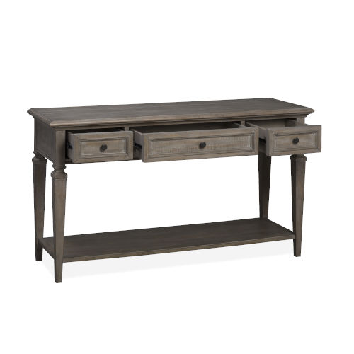 Lancaster Dove Tail Grey Sofa Table