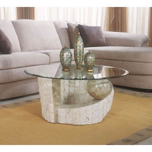 Ponte Vedra Round Cocktail Table
