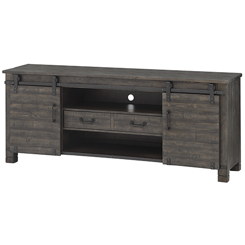 Abington Console in Weathered Charcoal