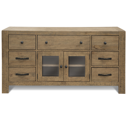 Griffith Console in Weathered Toffee
