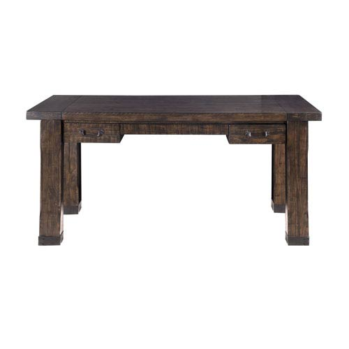 Pine Hill Writing Desk in Rustic Pine