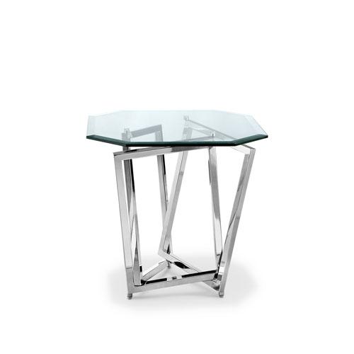 Magnussen Home Lenox Square Octagonal End Table