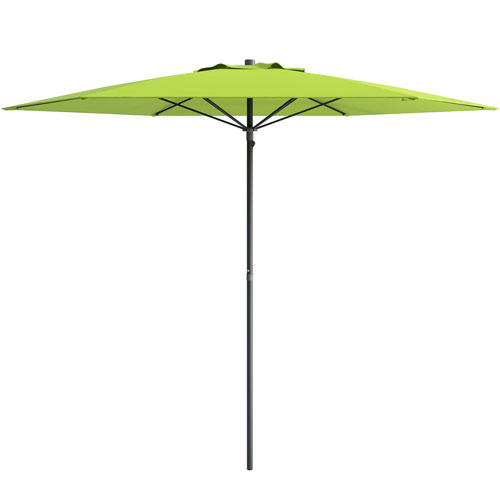 UV And Wind Resistant Beach/Patio Umbrella In Lime Green