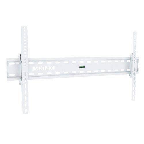 White Tilting Flat Panel Wall Mount for 32 - 65 Inch TV