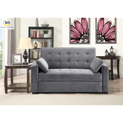 Augustus Convertible Queen Sofa Bed