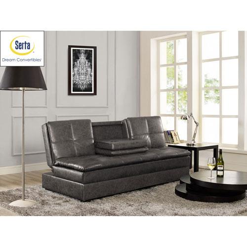 Serta Kingsbridge Convertible Sofa Bed