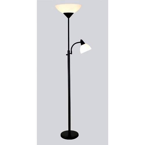Piedmont Combo Torchiere Floor Lamp