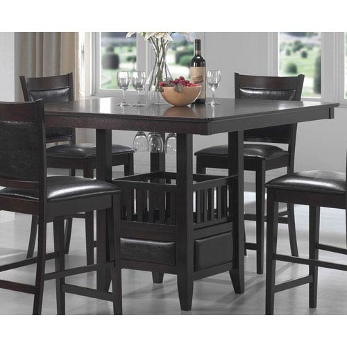 Counter Height Dining Set Square