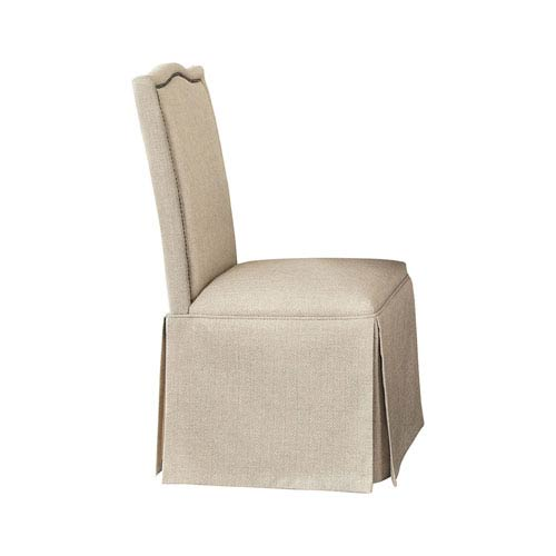 Coaster Furniture Tan Parsons Dining Chair Set Of 2