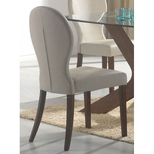 Coaster Furniture San Vicente Upholstered Dining Side Chair, Set of 2
