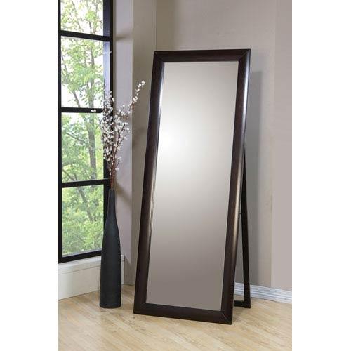 Phoenix Contemporary Standing Floor Mirror