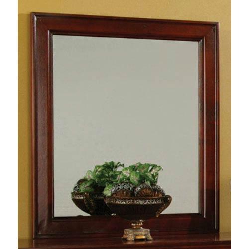 Coaster Furniture Louis Philippe Cherry Dresser Mirror