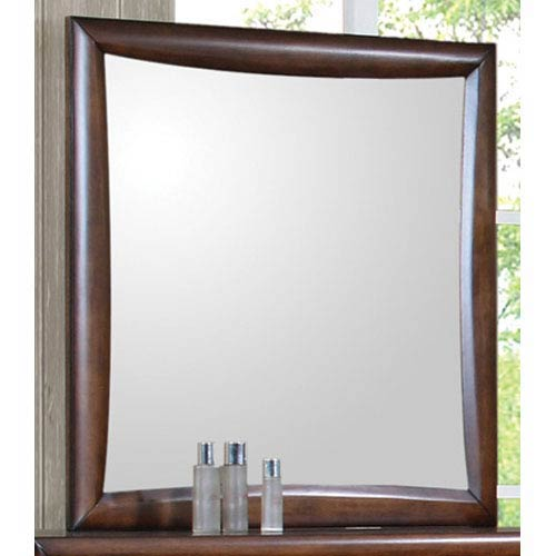 Coaster Furniture Hillary and Scottsdale Contemporary Dresser Mirror