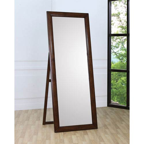 Hillary and Scottsdale Contemporary Standing Floor Mirror