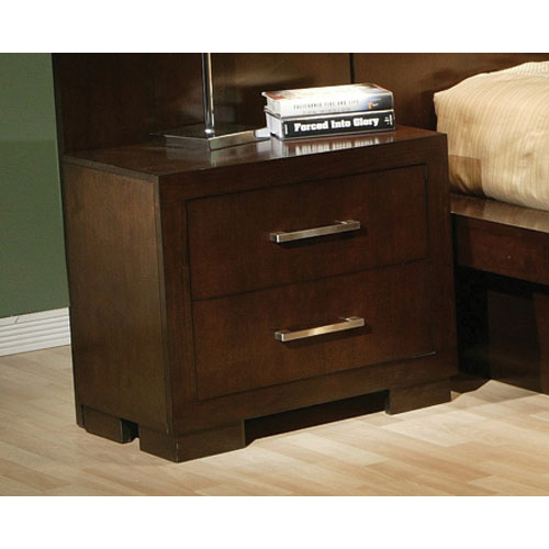 Coaster Furniture Jessica Two Drawer Nightstand