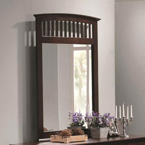 Coaster Furniture Tia Vertical Dresser Mirror