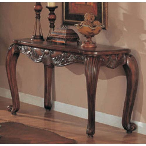 Coaster Furniture Venice Traditional Sofa Table