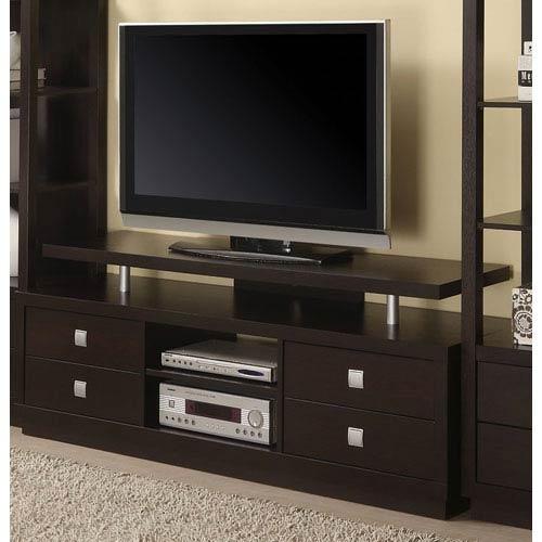 Coaster Furniture Cappuccino Casual TV Console