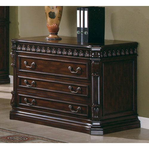 Union Hill Three Drawer File Cabinet