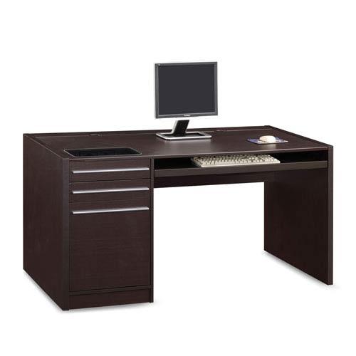 Ontario Single Pedestal Desk