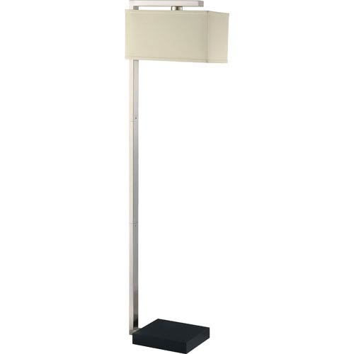 Contemporary Metal Floor Lamp