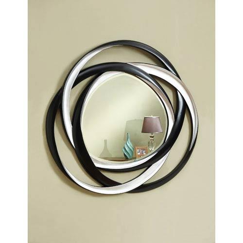 Two Tone Contemporary Mirror