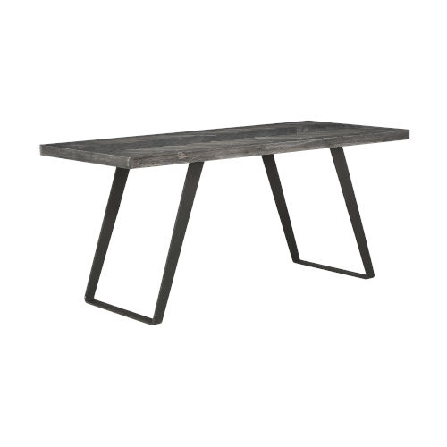 Aspen Court  Grey 80-Inch Counter Height Dining Table