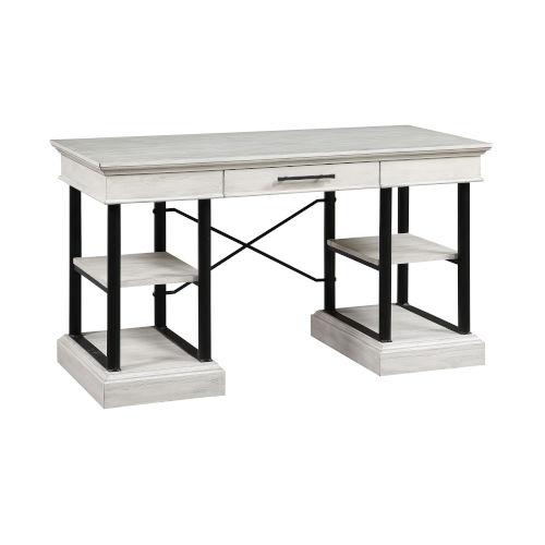 Gabby Hazy White Desk