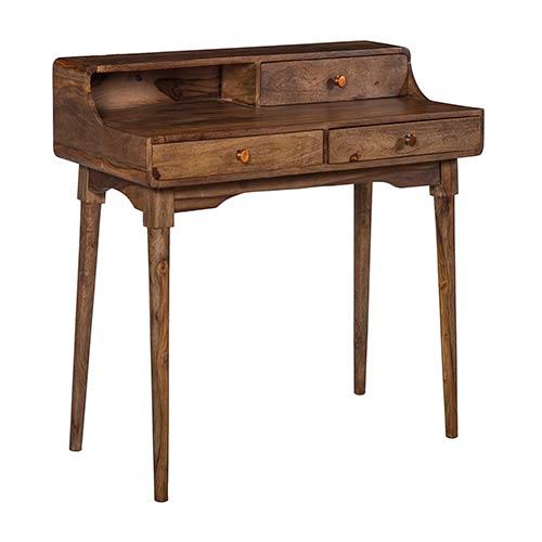 Three Drawer Writing Desk
