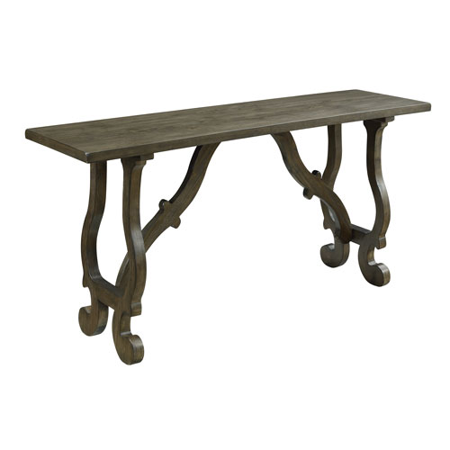 Coast to Coast Imports  Orchard Park Console Table in Brown