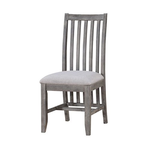 Set of 2 Farmington Dining Chairs in Gray