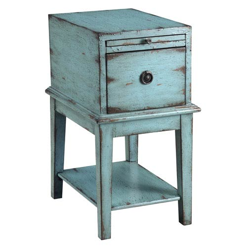 Bayberry Blue Cabinet