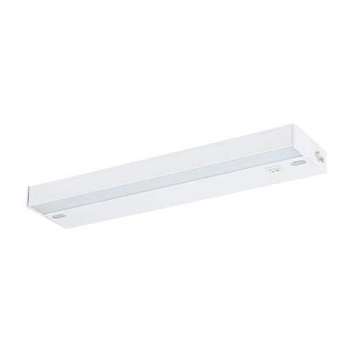 Ellumi White 12-Inch LED Antibacterial Undercabinet Light