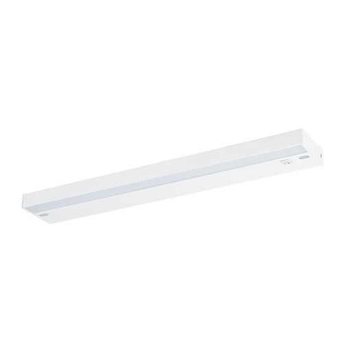 Ellumi White 18-Inch LED Antibacterial Undercabinet Light