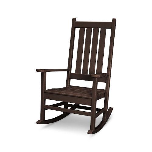 Vineyard Mahogany Porch Rocking Chair