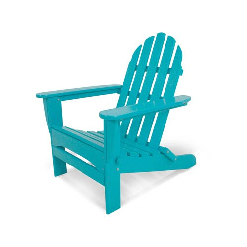 POLYWOOD® Classic Adirondack Aruba Chair