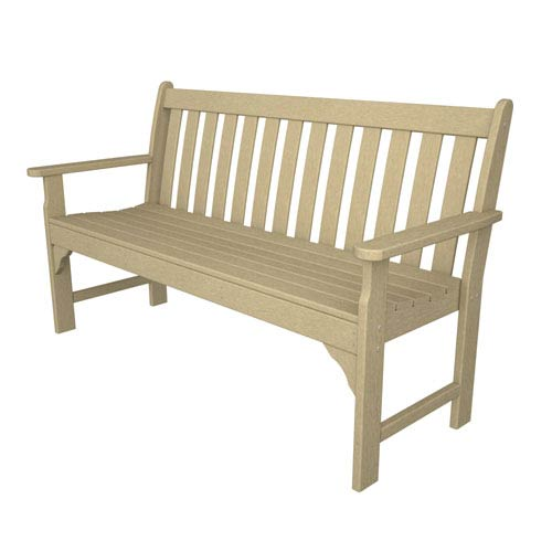 Vineyard Sand 60 Inch Bench
