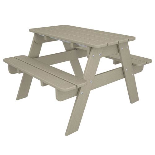 Kid Sand Picnic Table