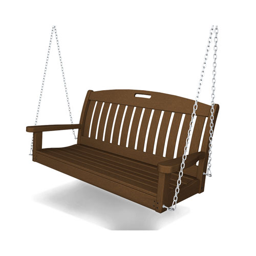 Nautical Teak 48 Inch Swing