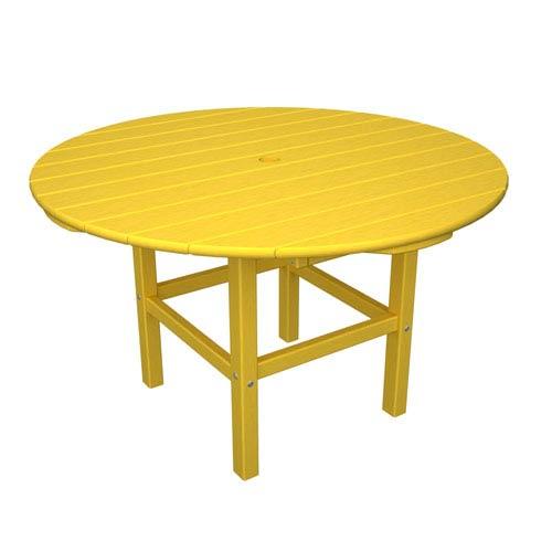 Kid Lemon 38 Inch Dining Table