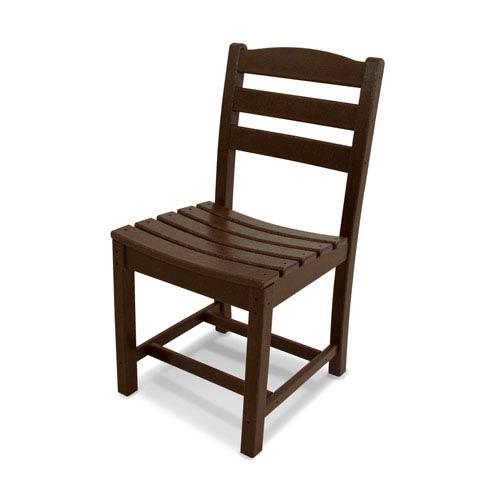 POLYWOOD® La Casa Café Mahogany Dining Side Chair