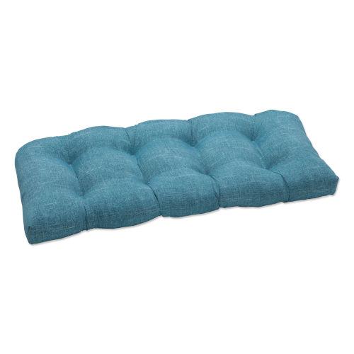 Tory Caribe Green Loveseat Cushion